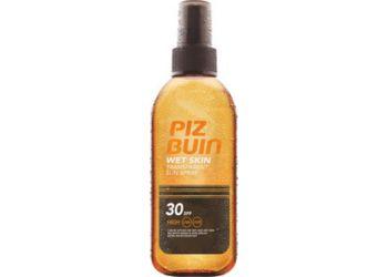 Piz Buin Wet Skin Spray