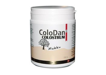 ColoDan Mokka Colostrum Pulver