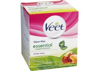 Veet Warm Wax Essential Oil