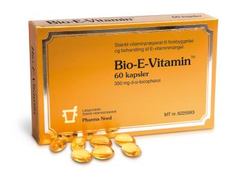 Bio-E Vitamin fra Pharma Nord