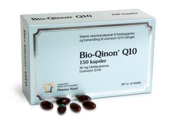 Bio-Qinon Q10 fra Pharma Nord
