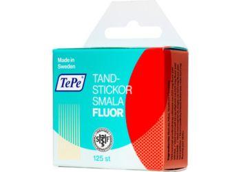 TePe Tandstikker i Træ m. Flour