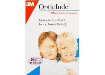 Opticlude Junior Skeleplaster