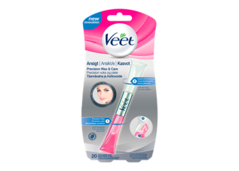 Veet Face Precision Wax Strips