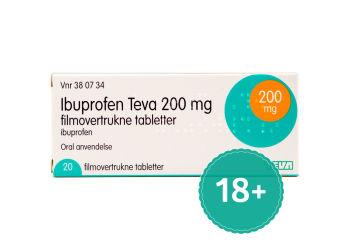 Ibuprofen Tabletter (Teva)