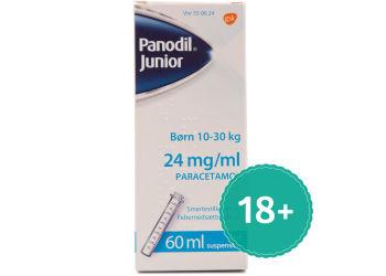 Panodil Junior Mixtur