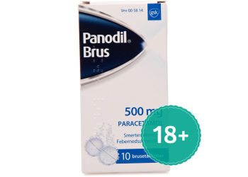 Panodil Brusetabletter