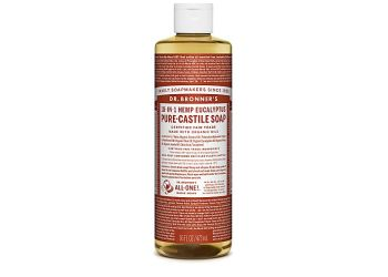 Dr. Bronner Eucalyptus Castile Liquid Soap