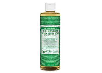 Dr. Bronner Almond Castile Liquid Soap