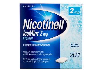Nicotinell Tyggegummi IceMint