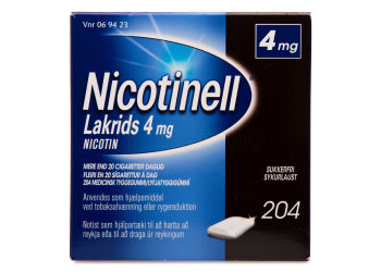 Nicotinell Lakrids