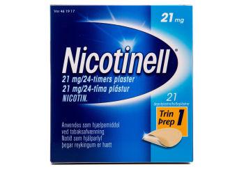 Nicotinell Depotplastre