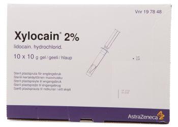 Xylocain Gel