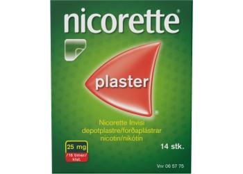 Nicorette Invisi Depotplastre