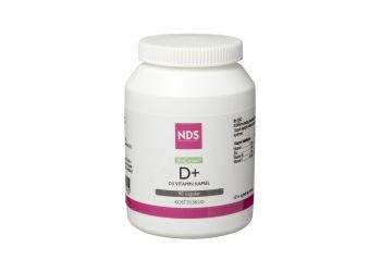 Nds D3 + Vitamintablett