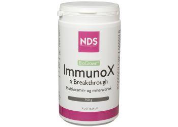 NDS ImmunoX a Breakthrough