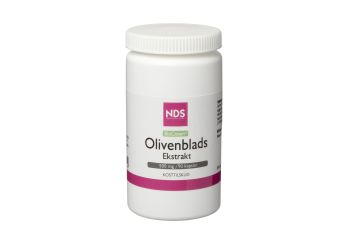 Nds Olivbladsextrakt 500 Mg