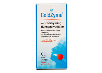 ColdZyme Munspray 20ml