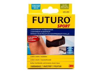 Futuro Sport Knärem Svart