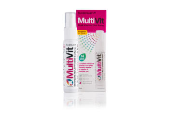 Nordic Health MultiVit Vitamin Spray