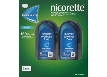 Nicorette Cooldrops Icymint