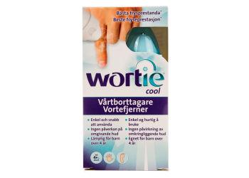 Wortie Vårtborttagare 18 behandlingar