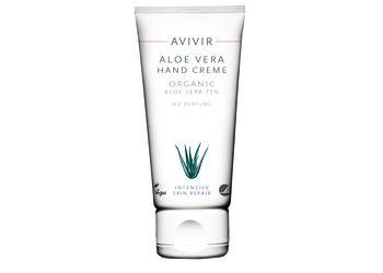 Avivir  Aloe Vera Håndcreme 74%