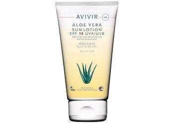 Avivir Aloe Vera Sun Lotion Spf 15