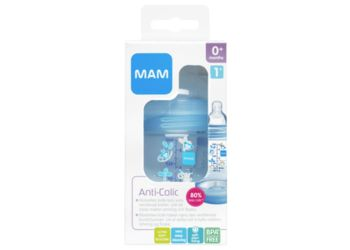 MAM Easy Start Anti-Colic Sutteflaske