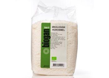 Biogan Økologisk Kokosmel