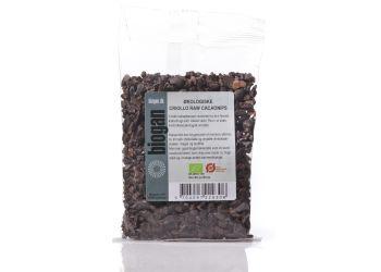 Biogan Økologiske Criollo Raw Cacaonips