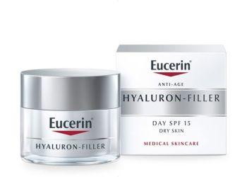 Eucerin Hyaluron-Filler Volume Day Dry Skin