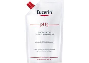 Eucerin pH5 Shower Oil Refill - Parfumeret