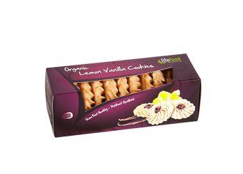 AbsorBurn Citron Vanilje Cookies Raw Ø