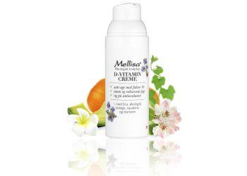 Mellisa D-vitamin Creme