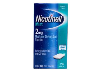 Nicotinell Tyggegummi Mint