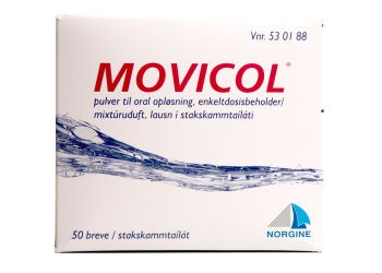 Movicol Pulverbreve