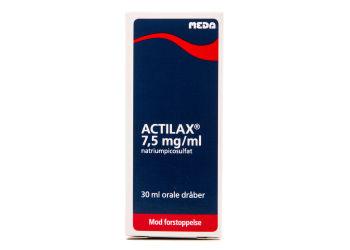 Actilax Dråber
