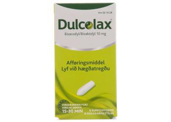 Dulcolax Stikpiller