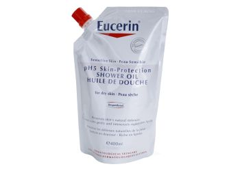 Eucerin Ph5 Shower Oil Refill Oparfymerad Refill