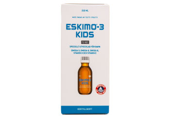 Eskimo-3 Kids Fiskeolie