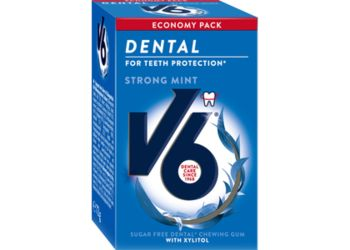V6 Dental Care Strong Mint