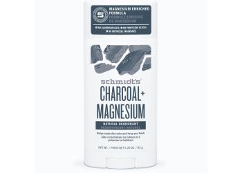 Schmidt's Deodorant Stick Magnesium + Charcoal
