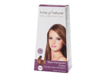 Tints of nature Hårfarve Copper Brown  Semipermanent