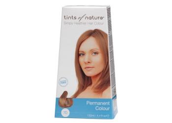 Tints of Nature Permanent Hårfarve 7D Medium Golden Brown