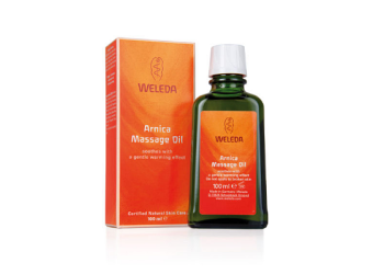 Weleda Massage Oil Arnica