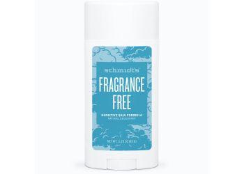 Schmidt's Deodorant Stick Fragrance-Free til Sensitiv Hud
