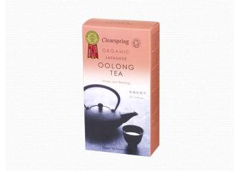 Clearspring Oolong Te