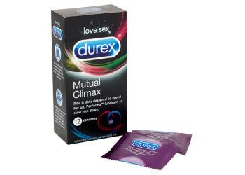 Durex Mutual Climax Kondomer