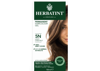 Herbatint 5N hårfarve Light Chestnut